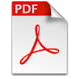 Adobe PDF Document File Icon