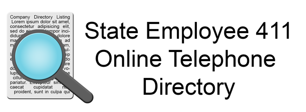 State Employee 411 Online Telephone Directory
