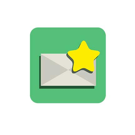 Important letter icon