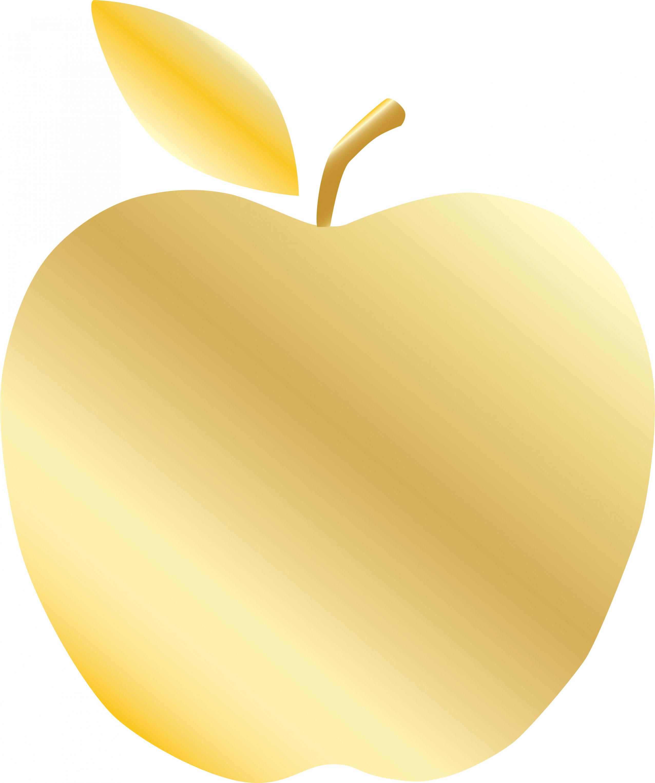 Graphic of the Green Schools Gold Apple Designation