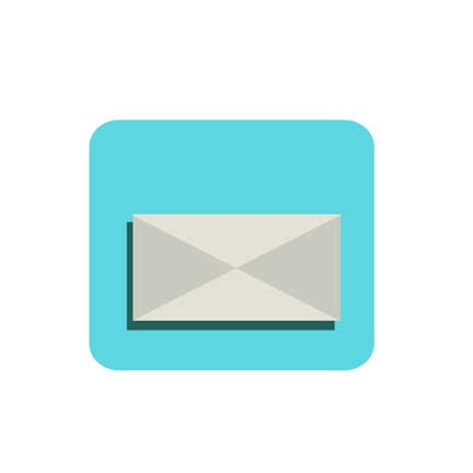 Letter two icon
