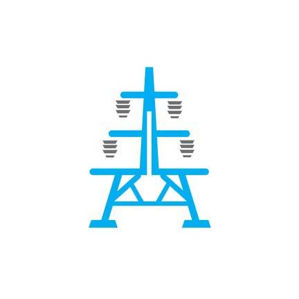 Power Line Icon