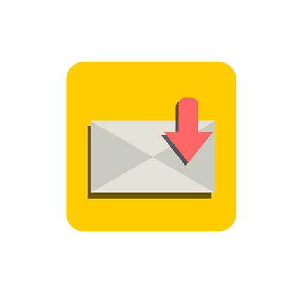 Received Letter Icon