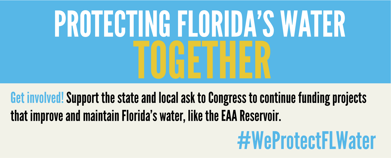 Protecting Florida's Water Together