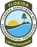 Florida DEP Law Enforcement Logo