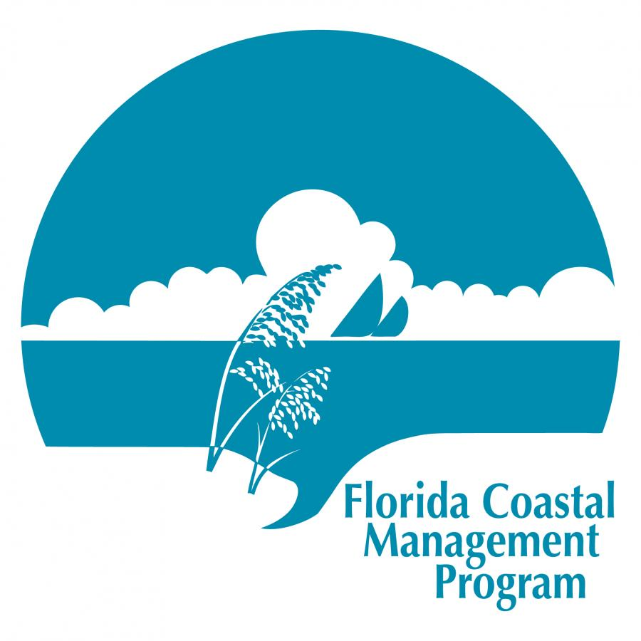 Florida Coastal Management Program official logo