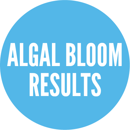 Navigation to Algal Bloom Monitoring Response and Laboratory Results Interactive Map