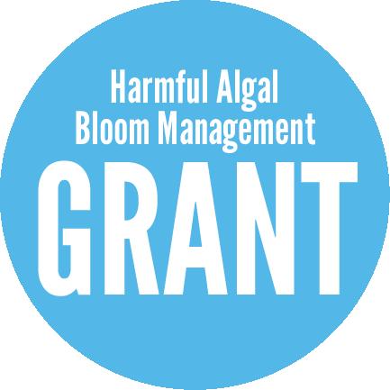 Navigation to Harmful Algal Bloom Management Grant Information Page