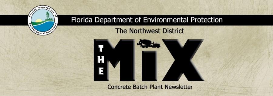 The Mix Newsletter Header