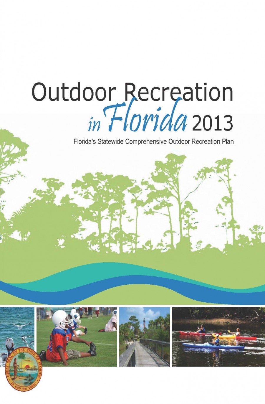 Outdoor Recreation in Florida 2013 report cover