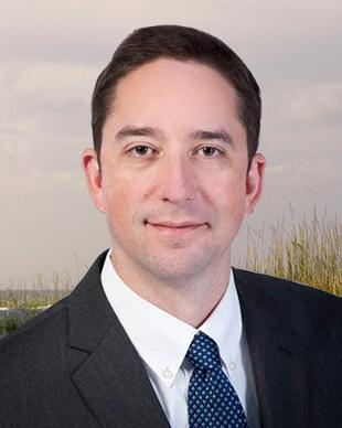 Justin Green-Director for Division of Water Resource Management