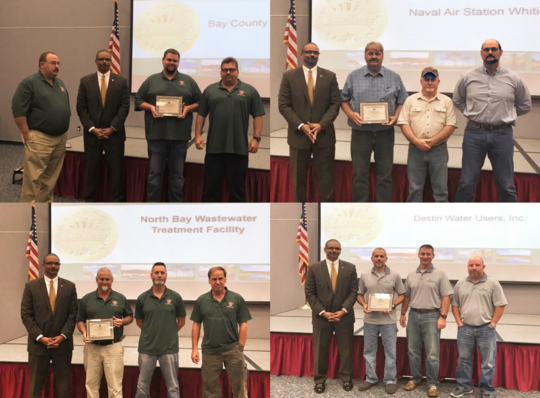 Photo Collage of the 2016 Plant Excellence Award Recipients
