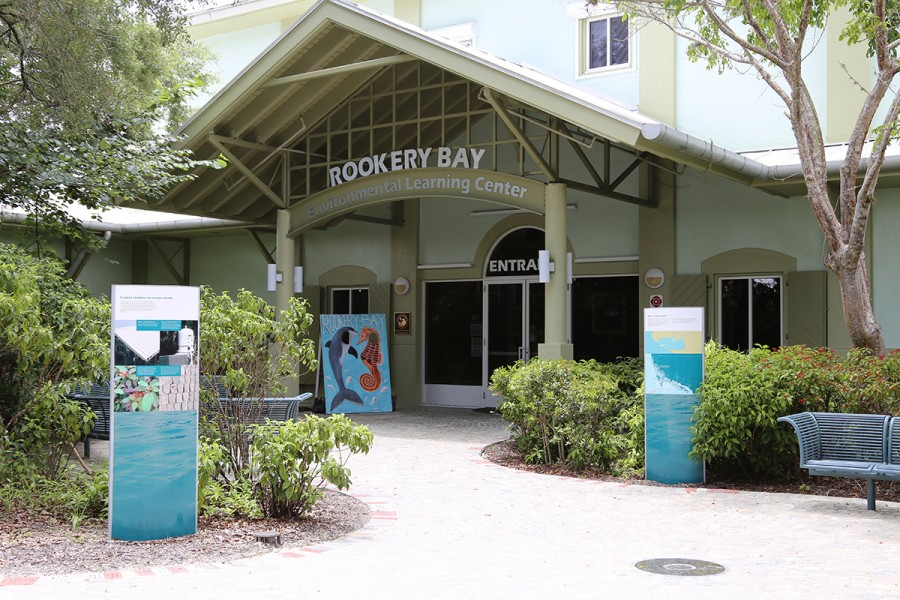 Rookery Bay Environmental Learning Center serves as a gateway into the 110,000-acre Rookery Bay Reserve