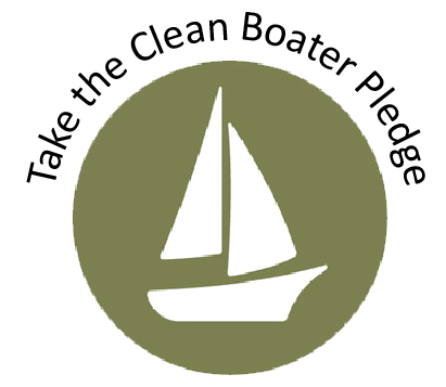 Take the Clean Boaters Pledge icon