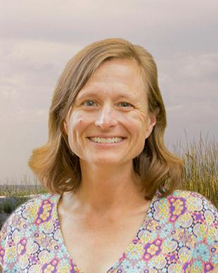 Official portrait of the Division of Restoration Assistance Director, Trina Vielhauer