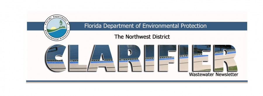 The Northwest District Clarifier Wastewater Newsletter header