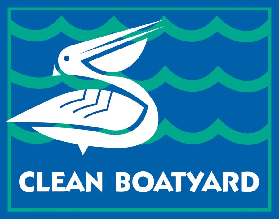 Clean Boatyard logo