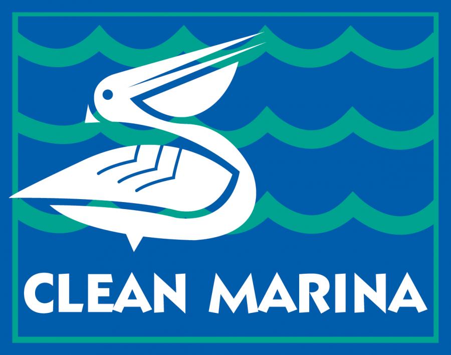 Clean Marina logo