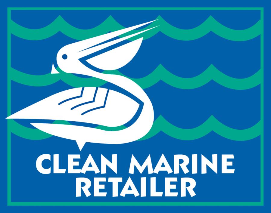 Clean Marine Retailer logo