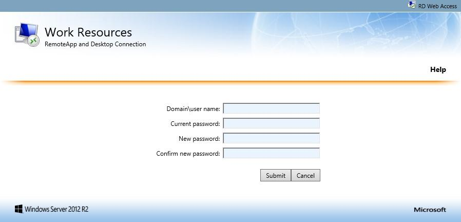 Network Login Sceenshot 3