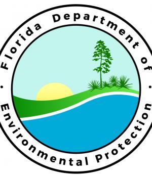 Florida Department of Environmental Protection official logo