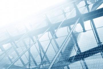 Digital Infrastructure - Ones, Zeros, Building