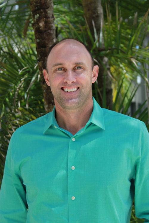 Aaron Watkins, DEP Staff Director for Central District