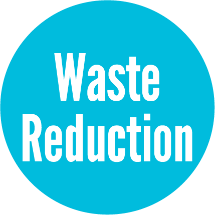 DEP is responsible for promoting and monitoring statewide recycling and waste reduction programs.