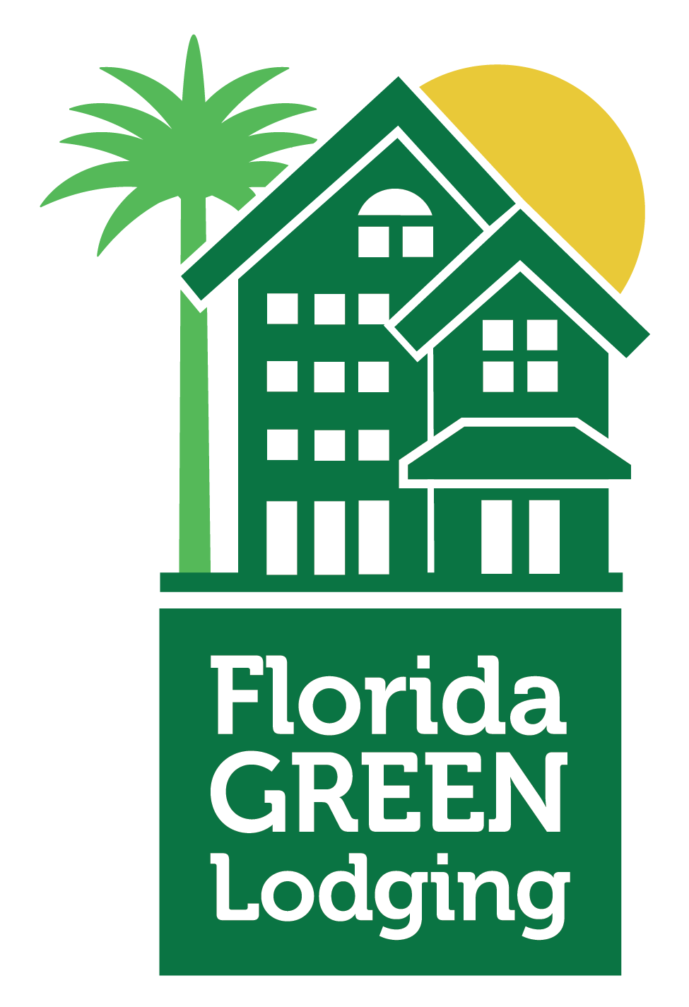 Florida Green Lodging graphic