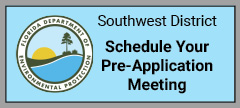 Schedule your pre-application meeting graphic
