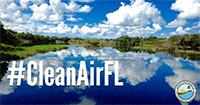 Clean Air - Myakka River