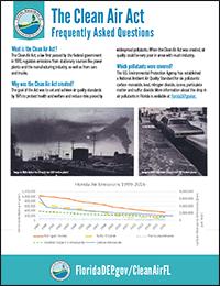 Clean Air Fact Sheet FAQ thumb 1