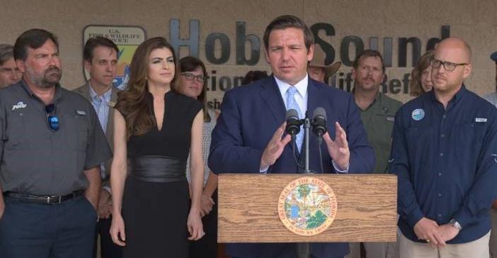 Governor Ron DeSantis Appoints Blue-Green Algae Task Force