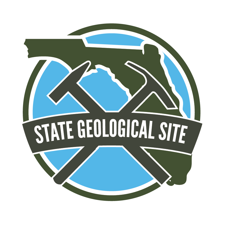 State Geological Site Logo