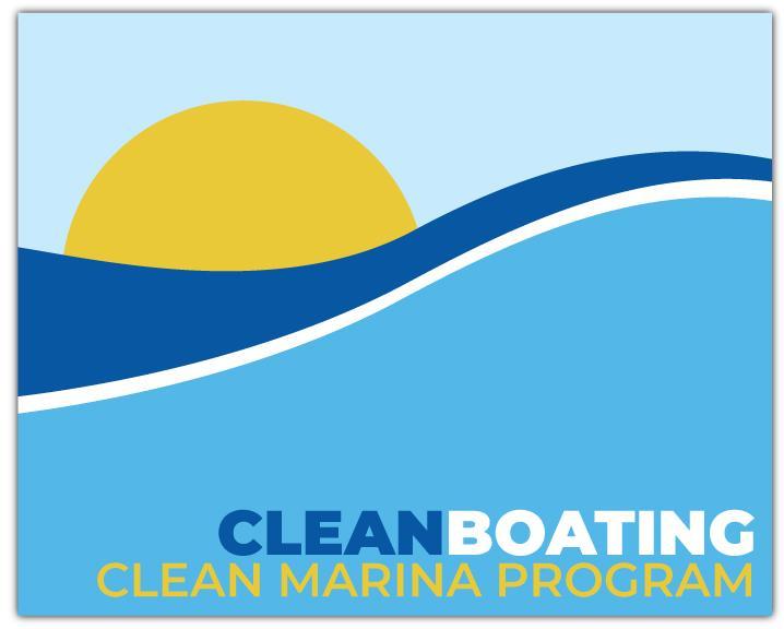 Clean Boating - Clean Marina Program