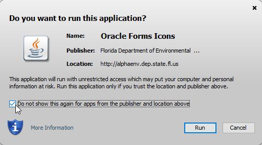 OracleForms Icon