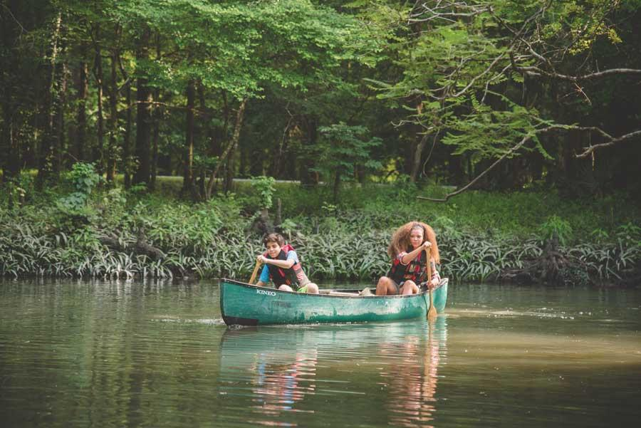 TOC_FloridaCaverns_canoeing-lr