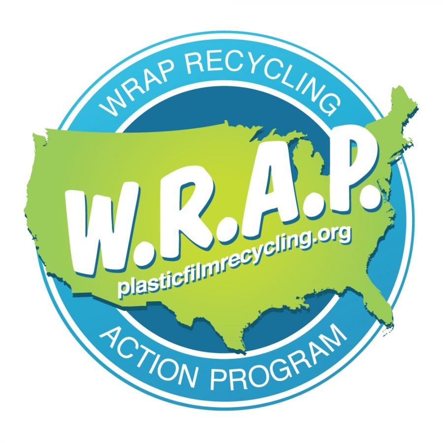 Wrap Recycling Action Program logo