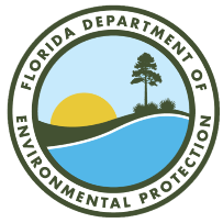 Florida Department of Environmental Protection Logo – Small Version