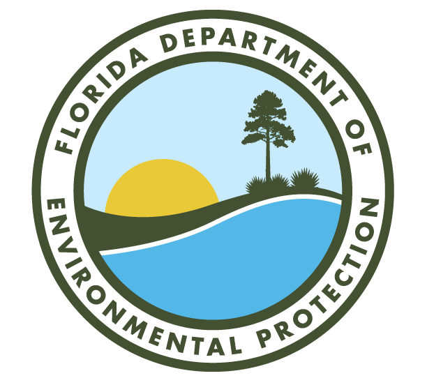 Florida Department of Environmental Protection Logo – Large Version