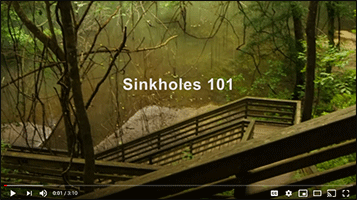Kid Zone - video sinkholes 101